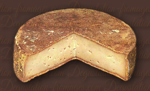 Tomme De Chèvre, Vallée De Novel