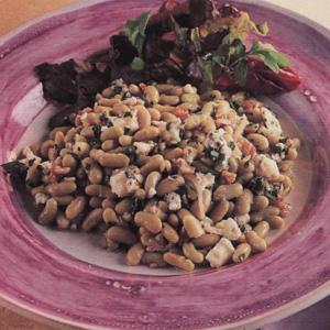 salade-flageolet-roquefort