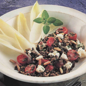 salade-lentilles-fromage