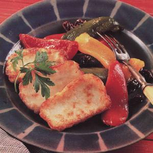 salade-poivrons-rotis-fromage