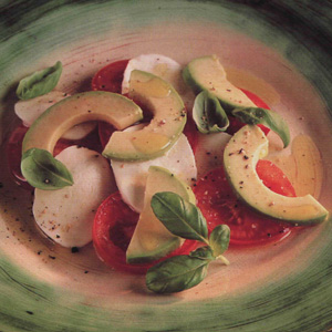 salade-tricolore-italienne